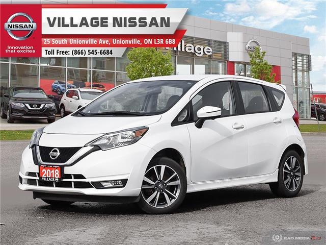 2018 Nissan Versa Note 1.6 SR (Stk: 80010) in Unionville - Image 1 of 27