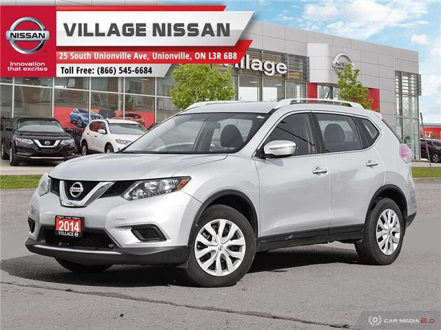 2014 Nissan Rogue S (Stk: P2482) in Unionville - Image 1 of 27