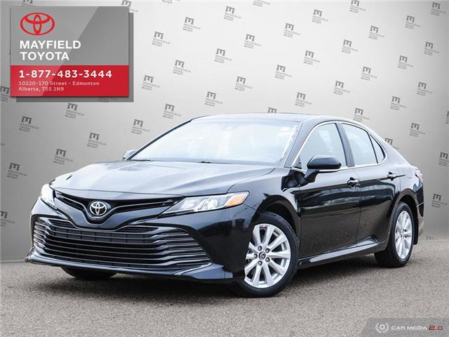 2019 Toyota Camry LE (Stk: 194223) in Edmonton - Image 1 of 27