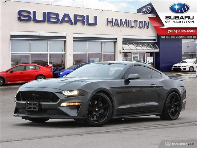 2018 Ford Mustang GT (Stk: U1500A) in Hamilton - Image 1 of 26