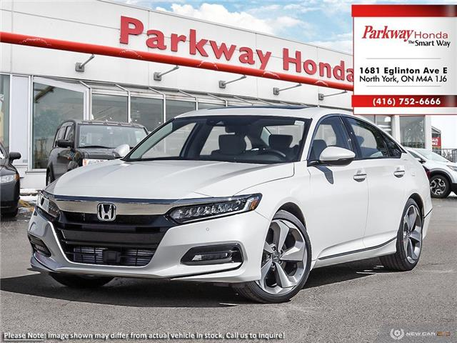 2020 Honda Accord Touring 1.5T (Stk: 28024) in North York - Image 1 of 11