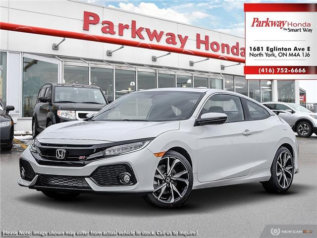2020 Honda Civic Si Base (Stk: 27001) in North York - Image 1 of 23