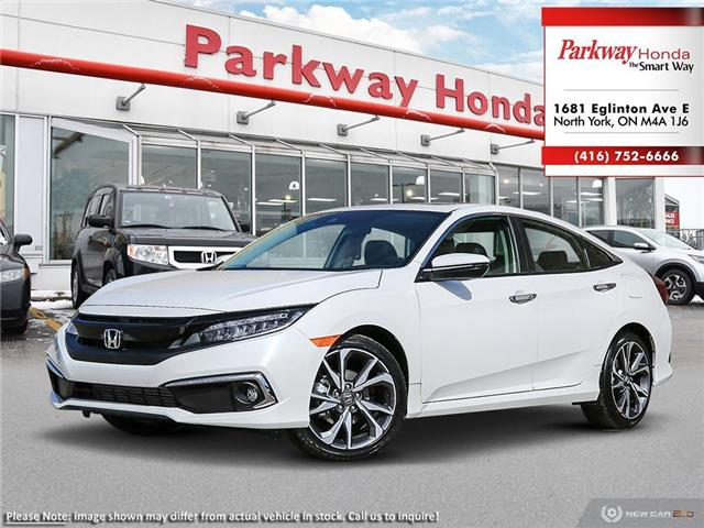 2020 Honda Civic Touring (Stk: 26020) in North York - Image 1 of 23