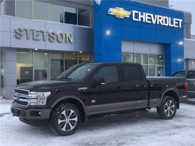 2018 Ford F-150  (Stk: 19-464A) in Drayton Valley - Image 1 of 14