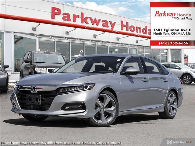 2020 Honda Accord Touring 1.5T (Stk: 28021) in North York - Image 1 of 23
