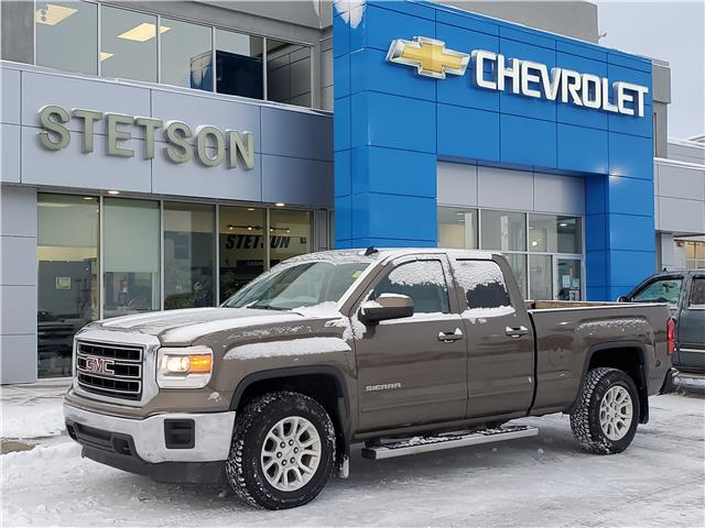 2014 GMC Sierra 1500 SLE (Stk: 19-407A) in Drayton Valley - Image 1 of 14