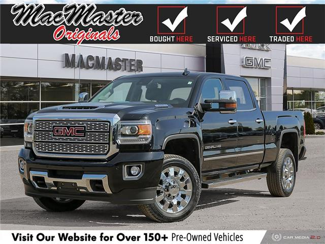 2018 GMC Sierra 2500HD Denali (Stk: B9676) in Orangeville - Image 1 of 29