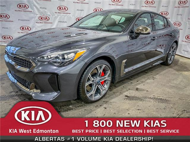 2020 Kia Stinger GT Limited w/Red Interior (Stk: 22042) in Edmonton - Image 1 of 43