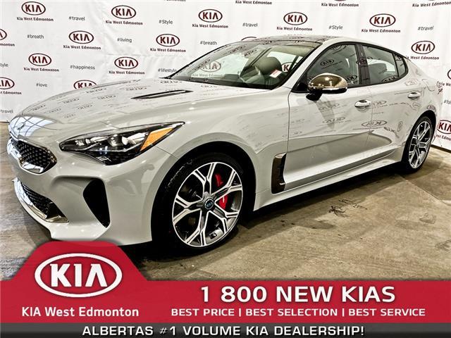 2020 Kia Stinger GT Limited w/Black Interior (Stk: 22059) in Edmonton - Image 1 of 45