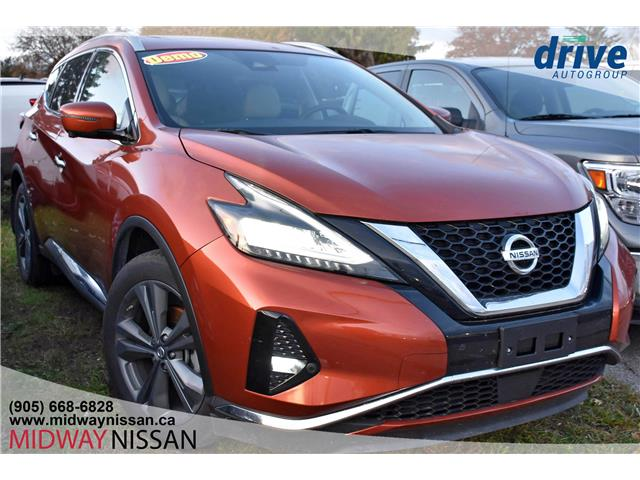 2019 Nissan Murano Platinum (Stk: KN115930) in Whitby - Image 1 of 29