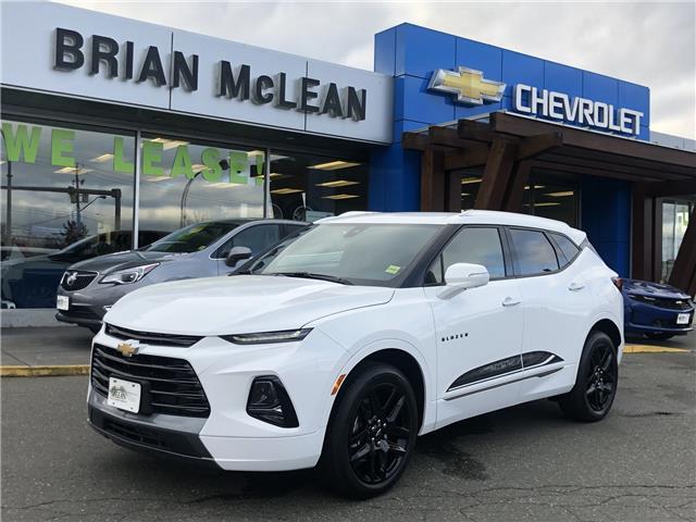 2019 Chevrolet Blazer Premier (Stk: M4377-19) in Courtenay - Image 1 of 23