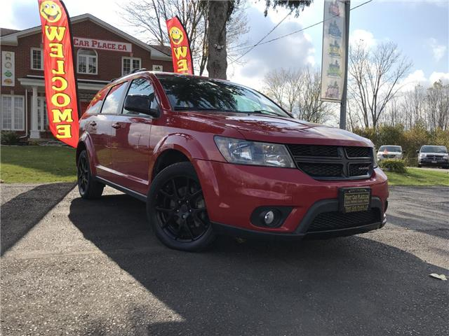 2016 Dodge Journey SXT/Limited (Stk: 5467) in London - Image 1 of 24