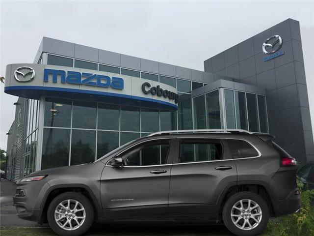 2016 Jeep Cherokee North (Stk: U0383A) in Cobourg - Image 1 of 1