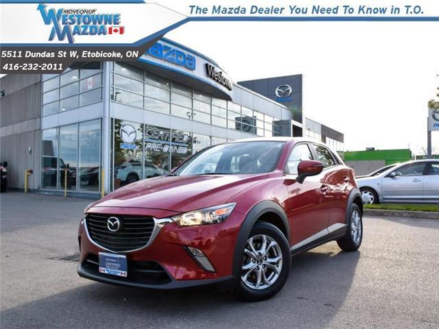 2017 Mazda CX-3 GS (Stk: P4043) in Etobicoke - Image 1 of 27
