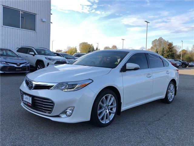 2015 Toyota Avalon Limited (Stk: U2949) in Vaughan - Image 1 of 27