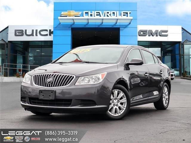 2013 Buick LaCrosse eAssist (Stk: 5781KA) in Burlington - Image 1 of 26