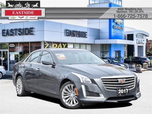 2017 Cadillac CTS 3.6L Luxury (Stk: 214890B) in Markham - Image 1 of 30