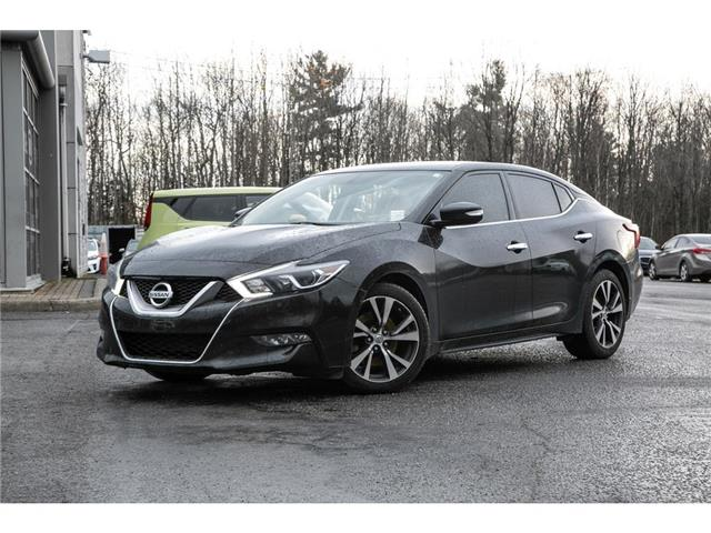 2016 Nissan Maxima  (Stk: 19220A) in Gatineau - Image 1 of 25