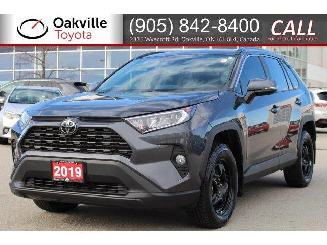 2019 Toyota RAV4 XLE (Stk: 20341A) in Oakville - Image 1 of 17