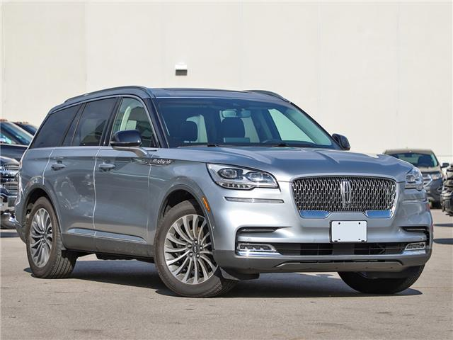 2020 Lincoln Aviator Reserve (Stk: 200006) in Hamilton - Image 1 of 28