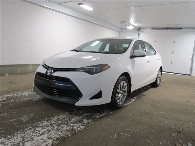 2018 Toyota Corolla LE (Stk: F171086 ) in Regina - Image 1 of 30