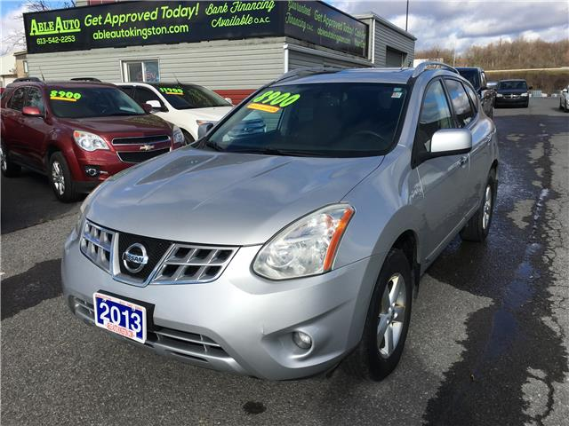 2013 Nissan Rogue SV (Stk: 2597) in Kingston - Image 1 of 13