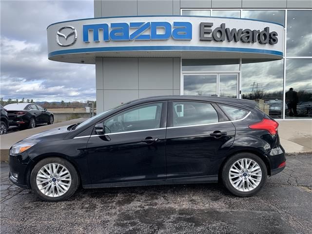 2018 Ford Focus Titanium (Stk: 22116) in Pembroke - Image 1 of 10
