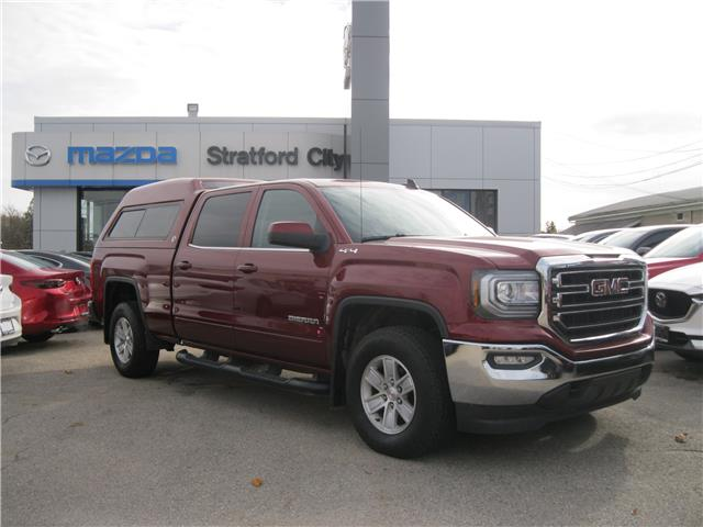 2017 GMC Sierra 1500 SLE (Stk: 00578) in Stratford - Image 1 of 24