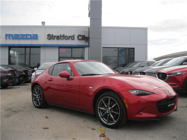 2017 Mazda MX-5 RF GT (Stk: 00580) in Stratford - Image 1 of 21
