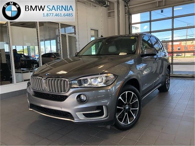 2016 BMW X5 xDrive35d (Stk: XU241) in Sarnia - Image 1 of 20