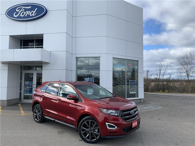 2018 Ford Edge Sport (Stk: 18222) in Smiths Falls - Image 1 of 1