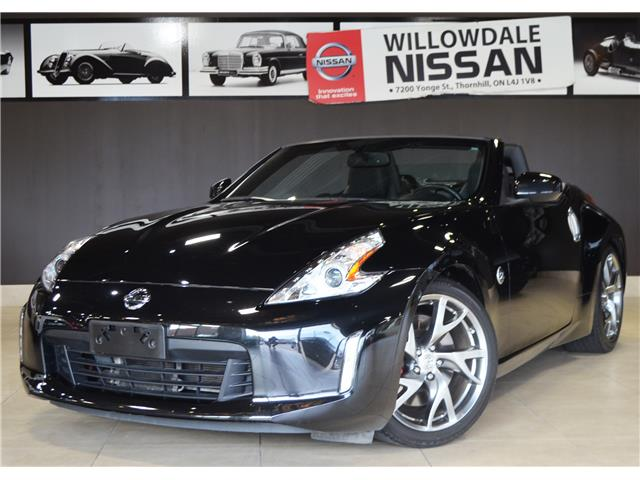 2014 Nissan 370Z Touring (Stk: C35369) in Thornhill - Image 1 of 27