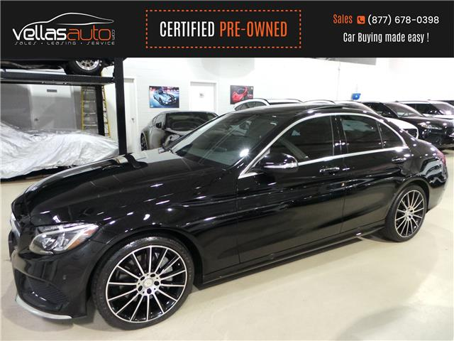 2015 Mercedes-Benz C-Class  (Stk: NP3235) in Vaughan - Image 1 of 30
