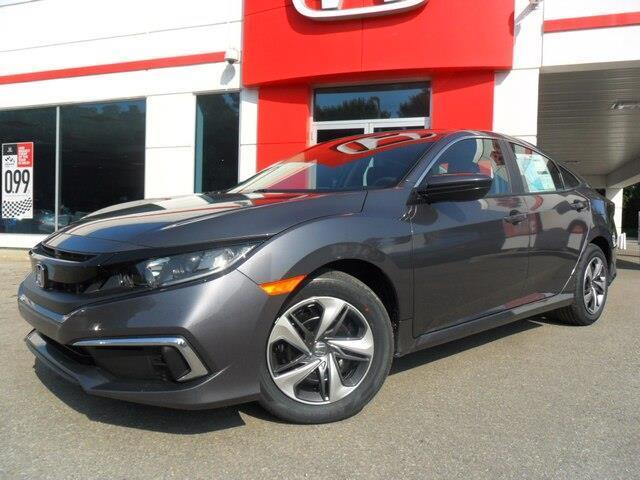 2020 Honda Civic LX (Stk: 10757) in Brockville - Image 1 of 21