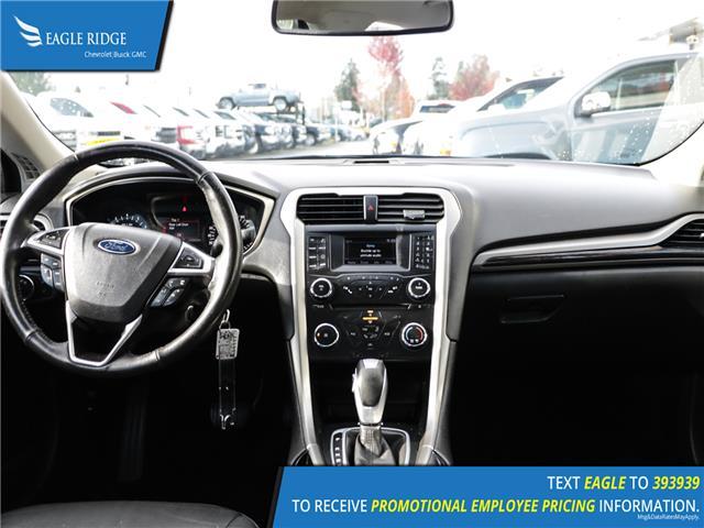 Ford Fusion SE Vehicle Details Image