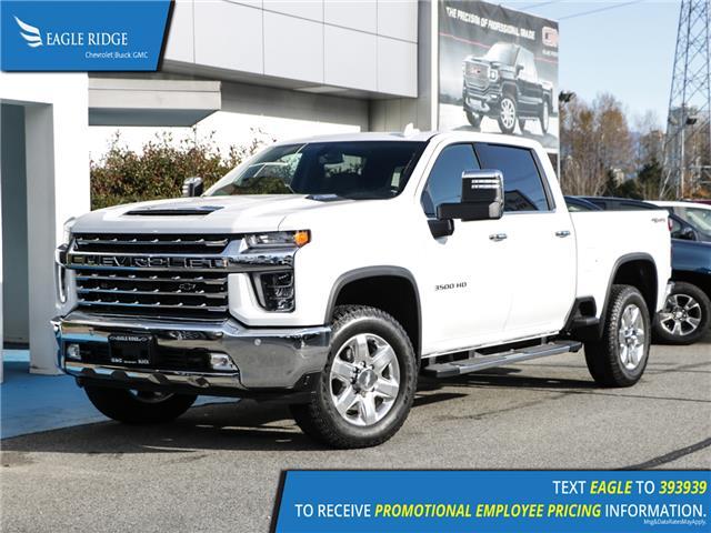 2020 Chevrolet Silverado 3500HD LTZ (Stk: 09901A) in Coquitlam - Image 1 of 19