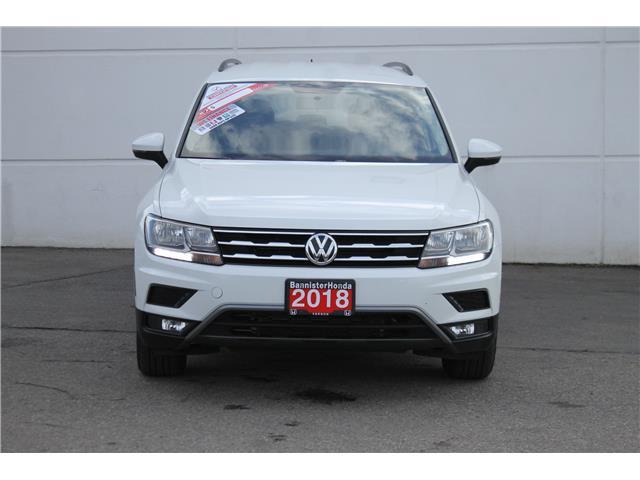2018 Volkswagen Tiguan Trendline (Stk: P19-119) in Vernon - Image 2 of 16