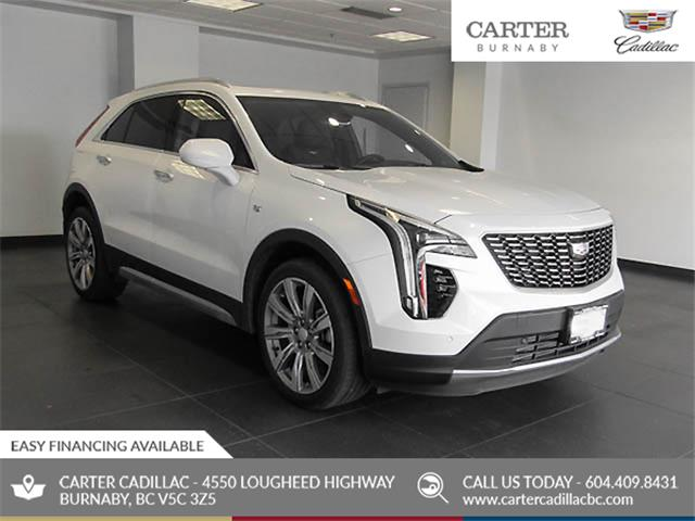 2020 Cadillac XT4 Premium Luxury (Stk: C0-71320) in Burnaby - Image 1 of 23