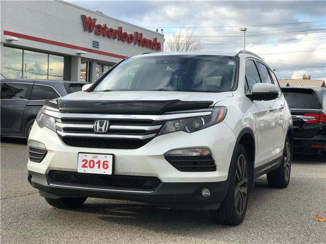 2016 Honda Pilot Touring (Stk: H6305A) in Waterloo - Image 1 of 2