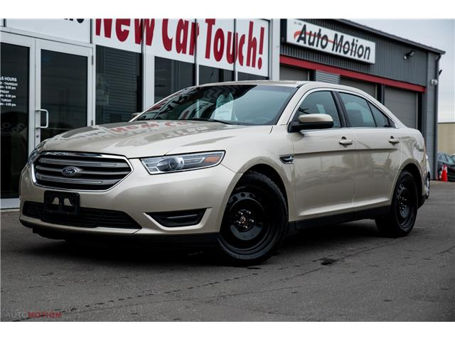 2017 Ford Taurus SEL (Stk: 191273) in Chatham - Image 1 of 24
