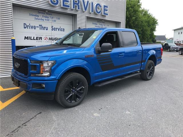 2019 Ford F-150 XLT (Stk: 19272) in Cornwall - Image 1 of 11