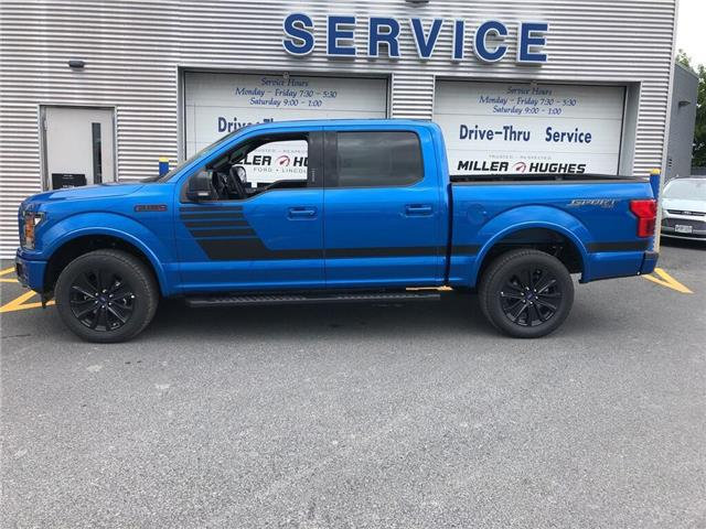 2019 Ford F-150 XLT (Stk: 19272) in Cornwall - Image 2 of 11
