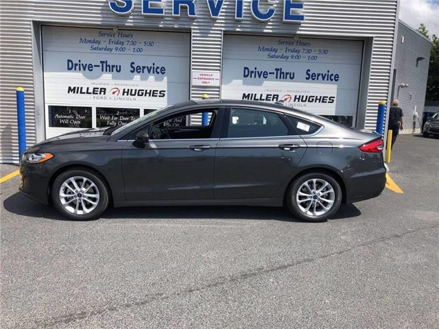 2019 Ford Fusion SE (Stk: 19294) in Cornwall - Image 2 of 11