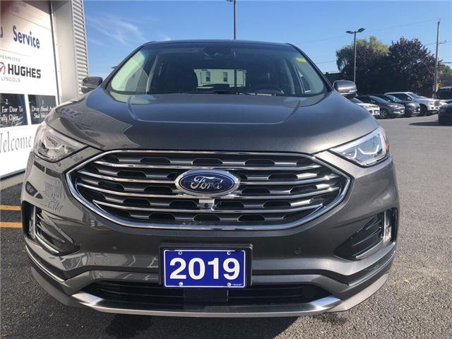 2019 Ford Edge Titanium (Stk: 19381) in Cornwall - Image 1 of 14
