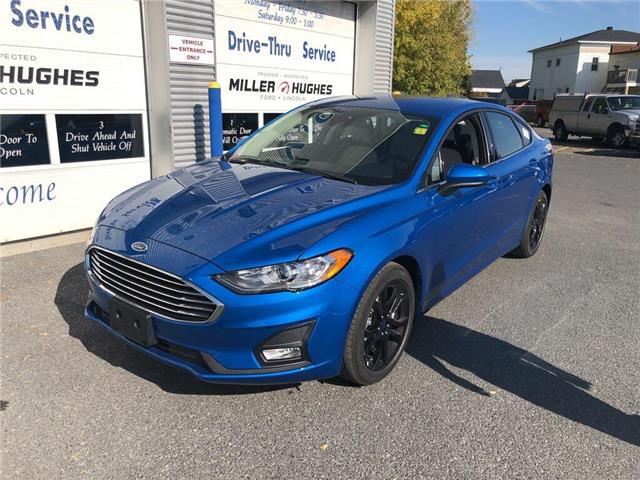 2020 Ford Fusion SE (Stk: 20005) in Cornwall - Image 1 of 11