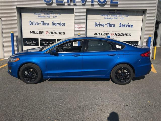 2020 Ford Fusion SE (Stk: 20005) in Cornwall - Image 2 of 11