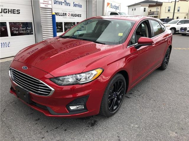 2020 Ford Fusion SE (Stk: 20009) in Cornwall - Image 1 of 13