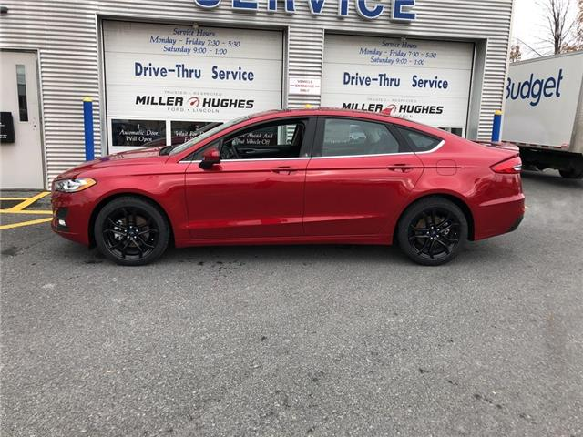 2020 Ford Fusion SE (Stk: 20009) in Cornwall - Image 2 of 13