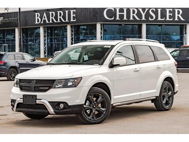 2019 Dodge Journey Crossroad (Stk: 32896D) in Barrie - Image 1 of 30