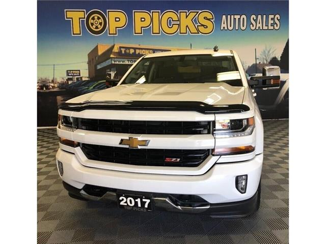 2017 Chevrolet Silverado 1500 LT (Stk: 141815) in NORTH BAY - Image 1 of 29